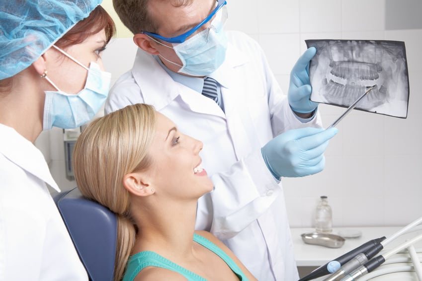 dental sealants procedure