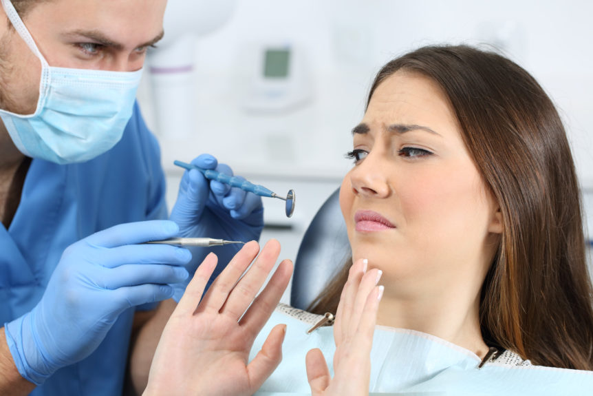 Top Causes of Dental Phobia